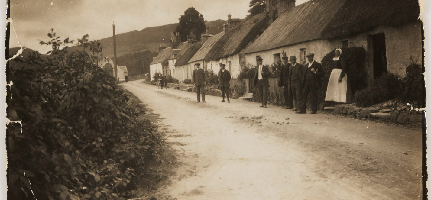 Lochcarron village