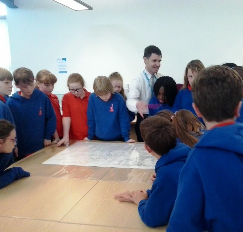 Crown Primary visit (2)