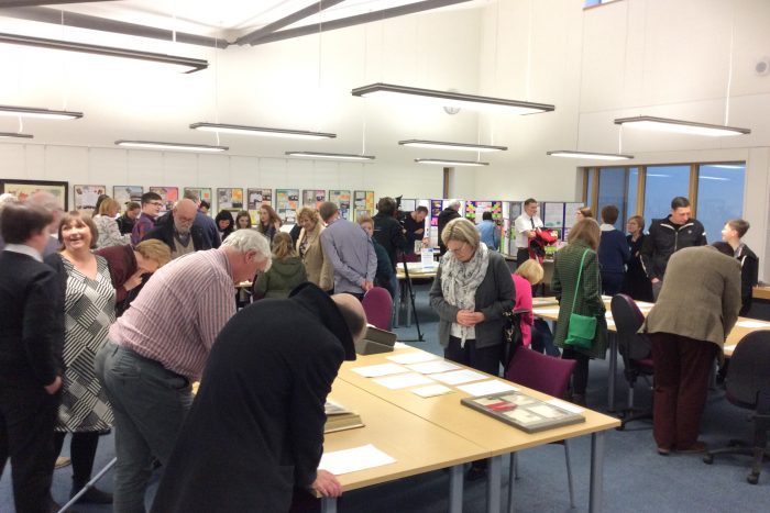 Mining the Archives Exhibition Highland Archive Centre 28-03-17 (3)