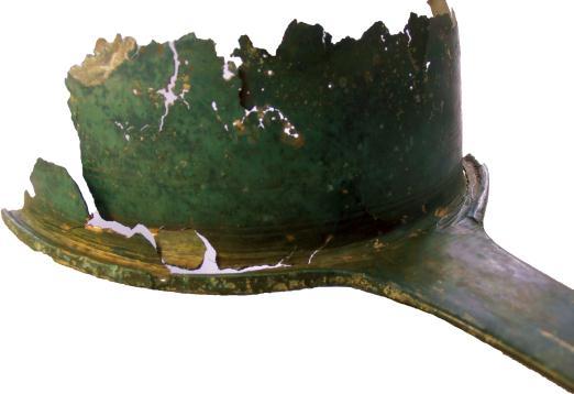 Roman Wine Dipper Reconstruction (1)