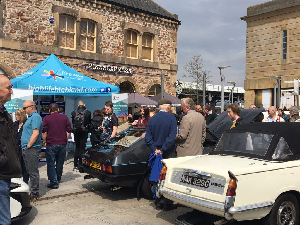 Inverness Classic Vehicle Show May 2017 (4)