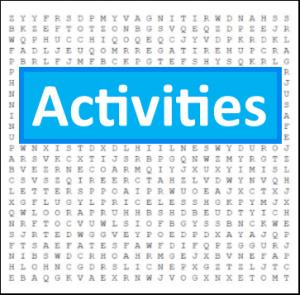 Diaries - Activities