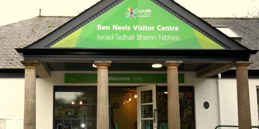 Ben Nevis Visitor Centre
