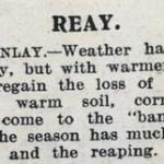 16 Apr JOG Reay Farming