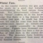 14 Jan JOG Winter Fare