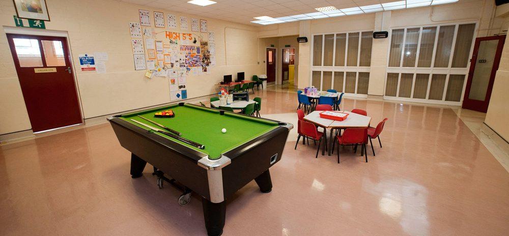 Cameron Youth Centre High Life Highland