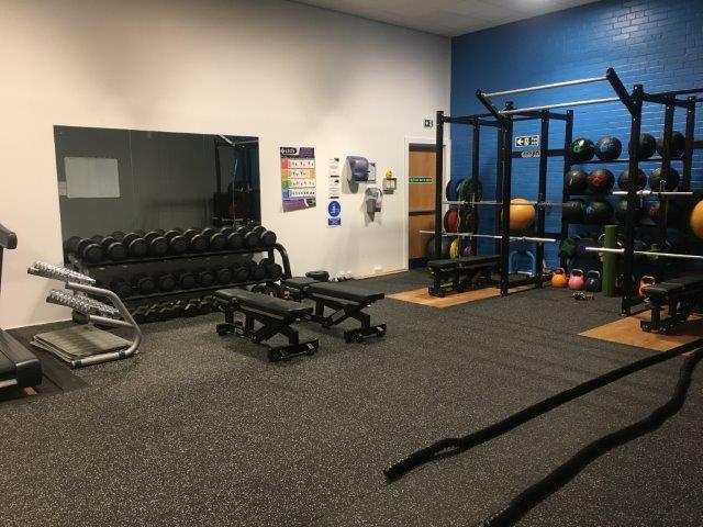 Craig MacLean Leisure Centre