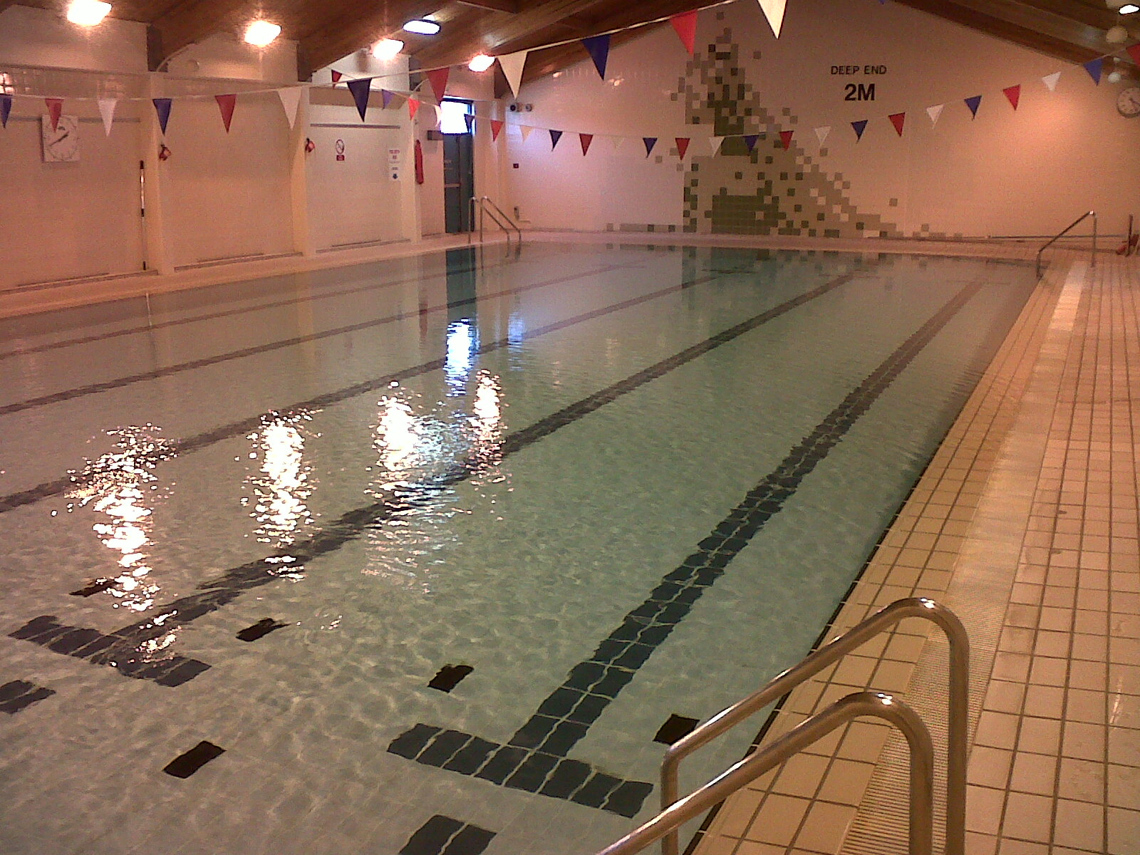 Swimming Pool Culloden Academy And Leisure Centre