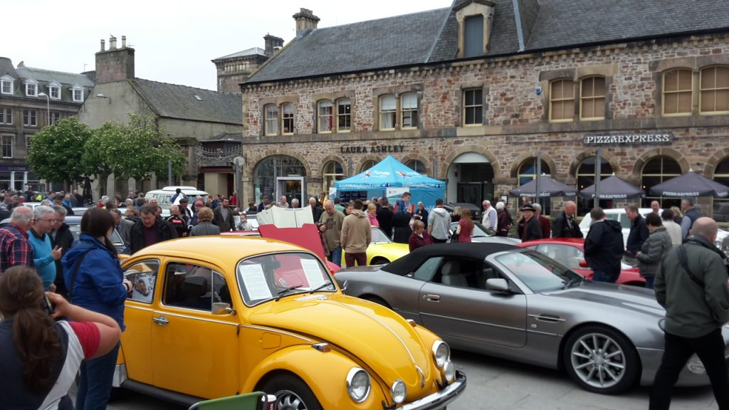 Inverness Classic Vehicle Show May 2017 (3)