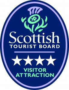 4 Star Visitor Attraction Logo