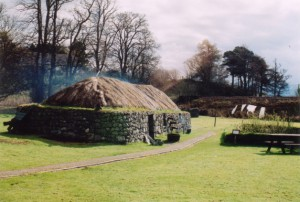 Kingussie Blackhouse