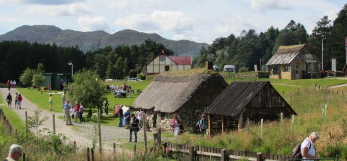 Highland Folk Musem