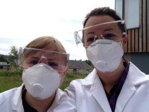Blog Helen and Rachel