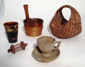 Baskets, Bobbins and Barvas Ware at Highland Folk Museum