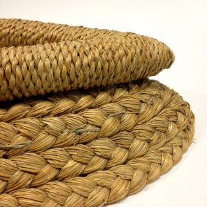 R - twisted and plaited marram grass horse collar (KIGHF.QP.0033)