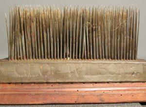 Flax heckling comb KIGHF.RA.0022
