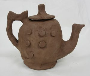 Rachael's wonderful teapot