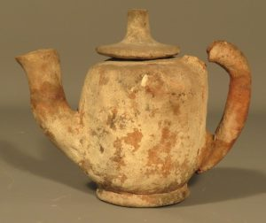 An original Barvas teapot.