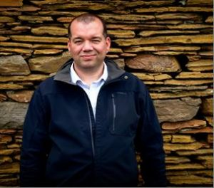 David Mitchell, Director of Conservation at Historic Environment Scotland