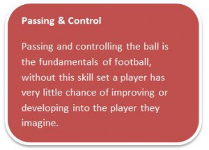 Passing and Control