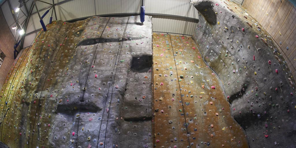 Climbing Wall Alterations