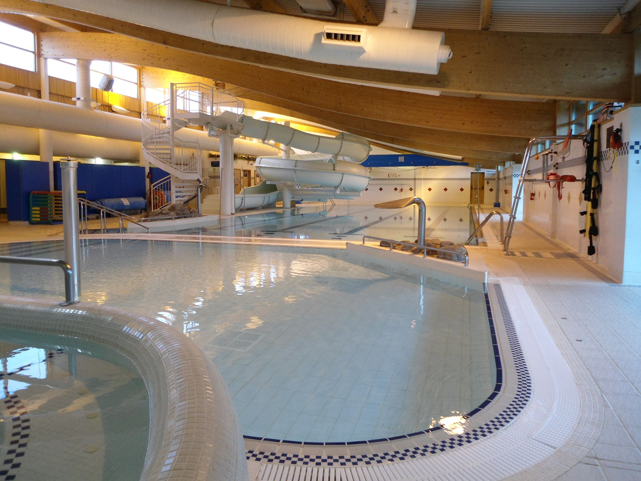 Swimming Pool Invergordon Leisure Centre