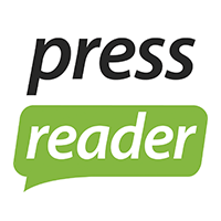 Press Reader digital newspapers