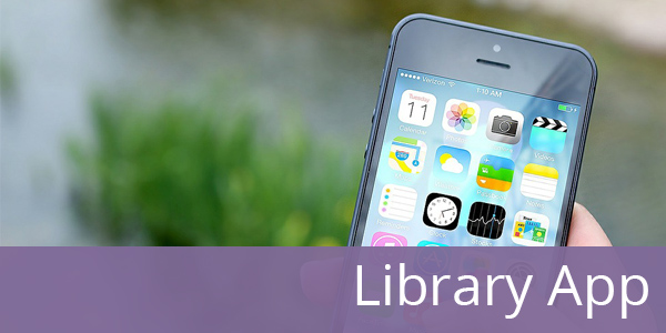 Get the Library App