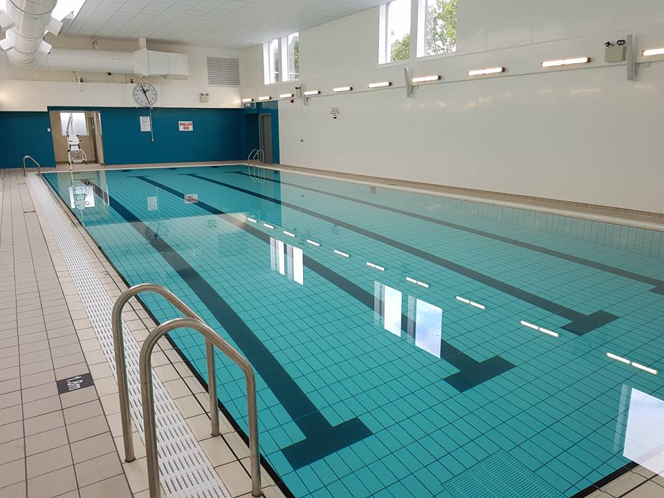 Swimming Pool Nairn Leisure Centre