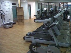 Nairn Leisure Centre Fitness Room CV