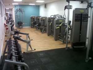 Nairn Leisure Fitness Room Res