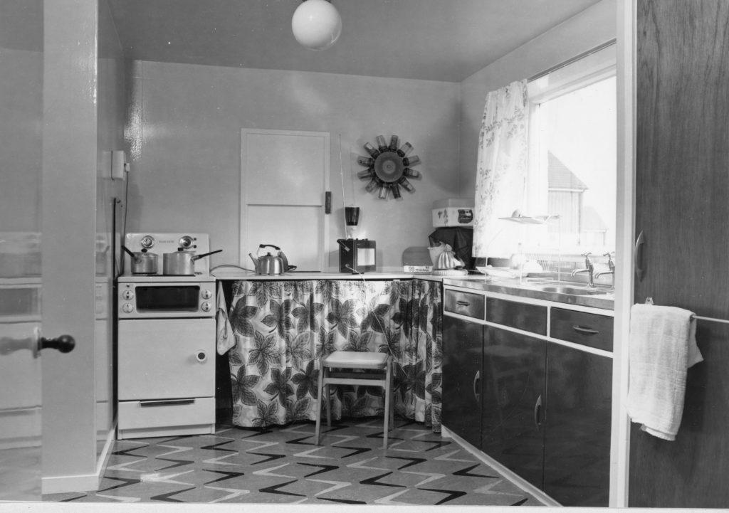Authority House Kitchen