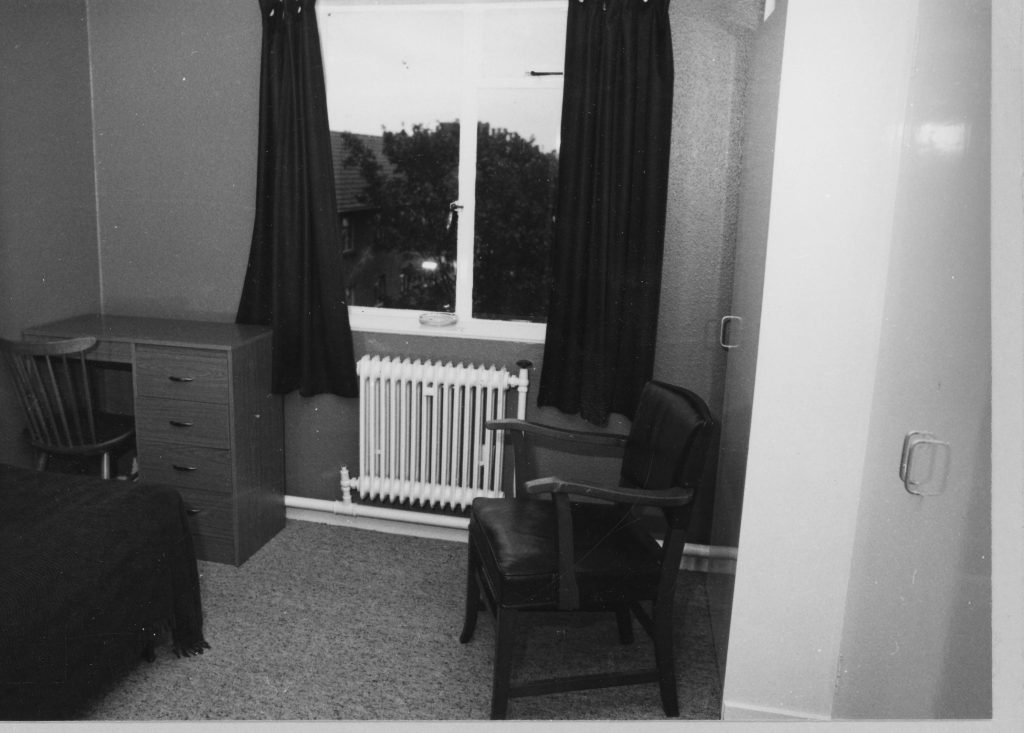 Bedroom in New Wing Ormlie Lodge