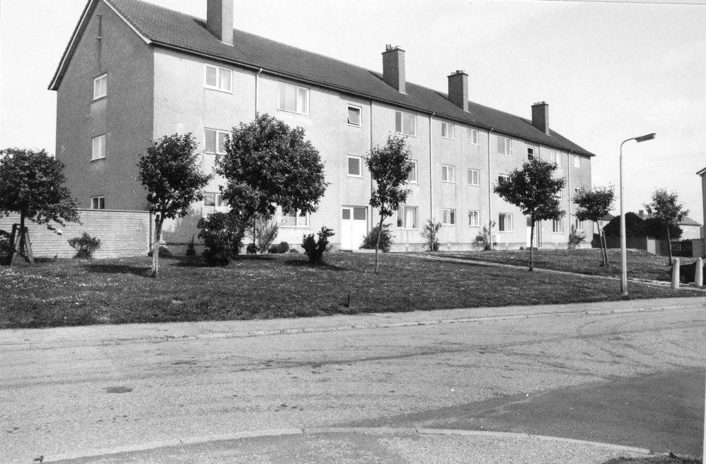 Exterior Photograph of Thurso Flats