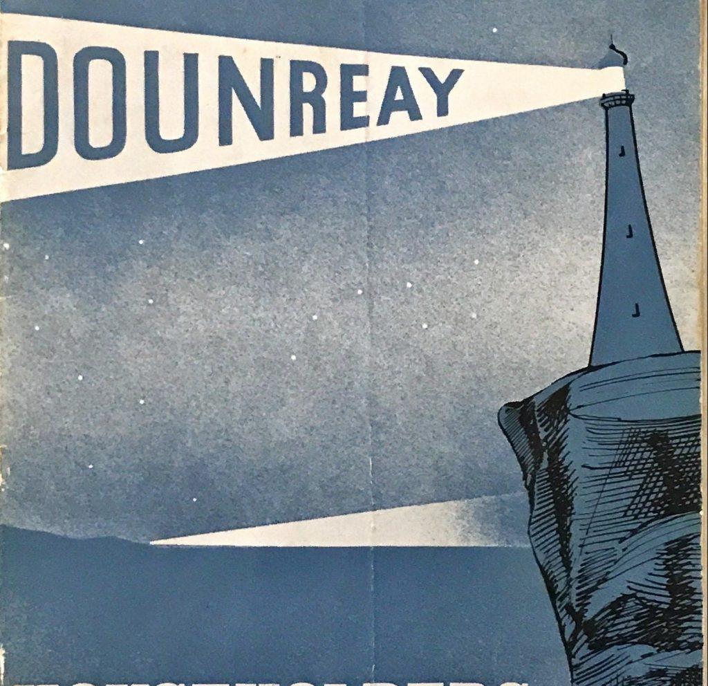 Dounreay Householders Handbook Front Cover