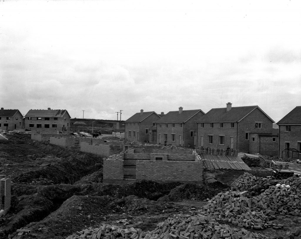 Construction of Housing for Atomics