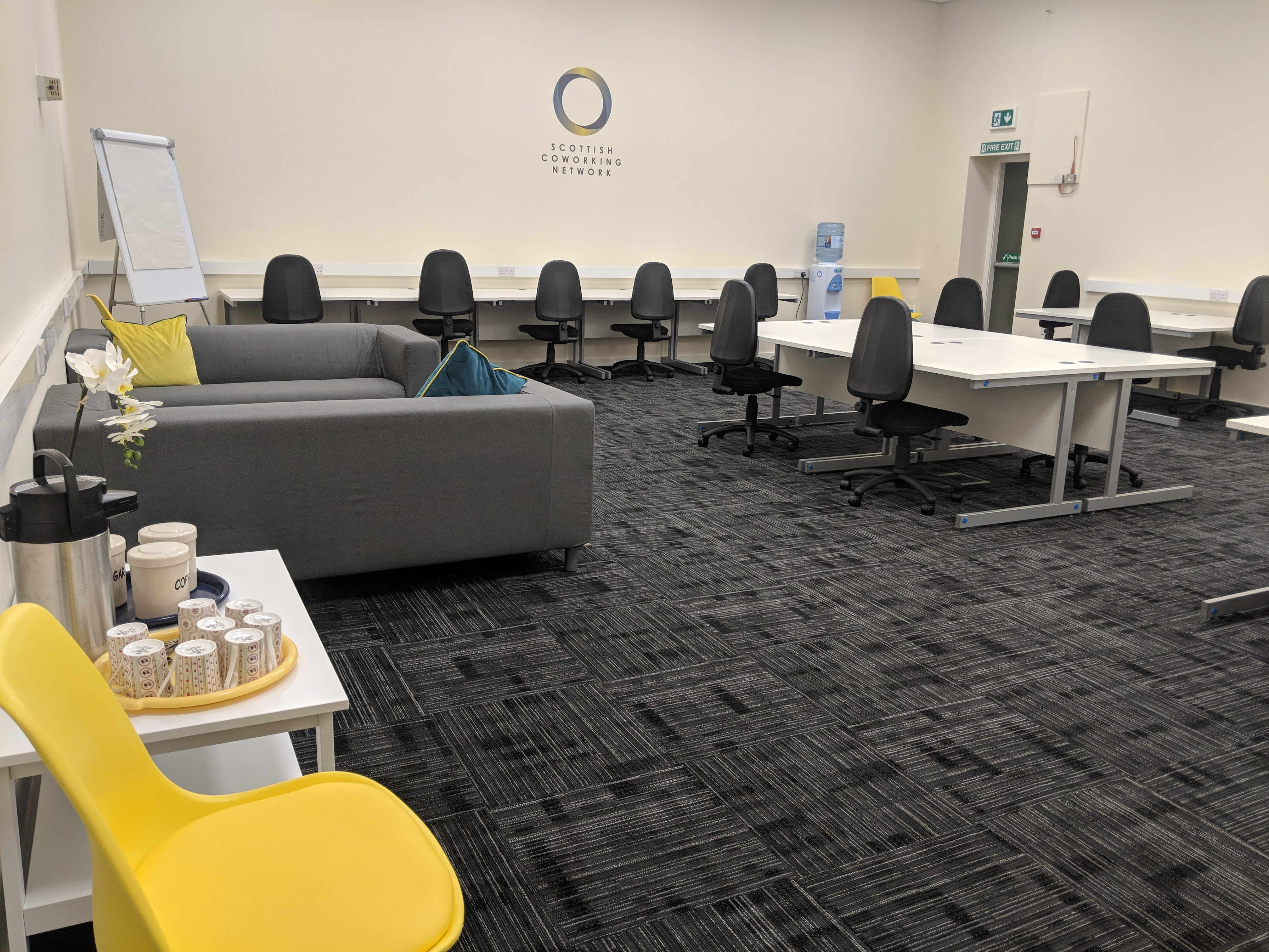 Inverness Library Co-working Business Hub