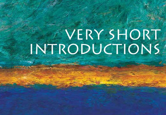 Oxford Very Short Introductions