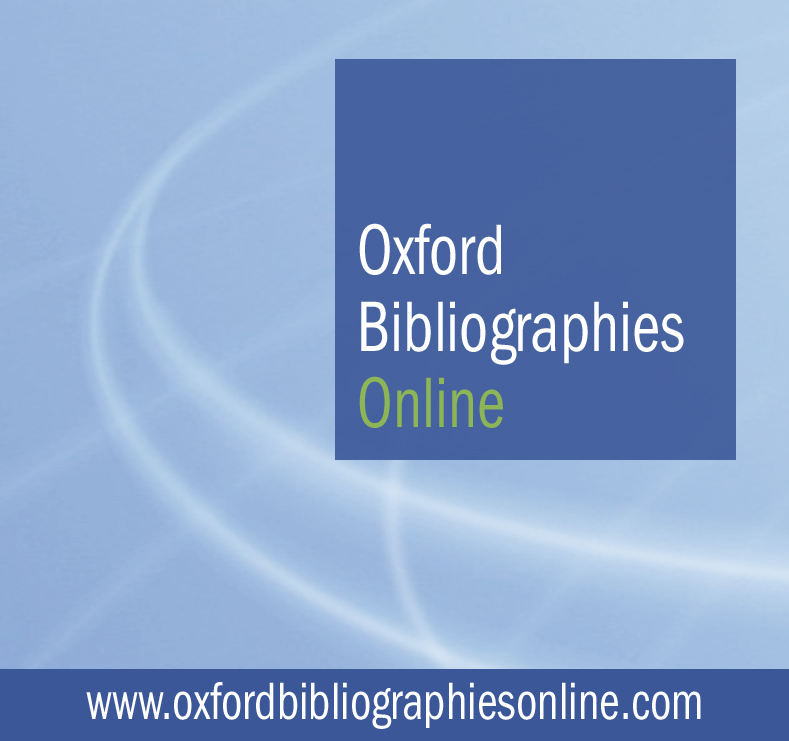 Oxford Bibliographies Online