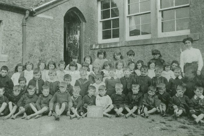 Bernisdale School 1909
