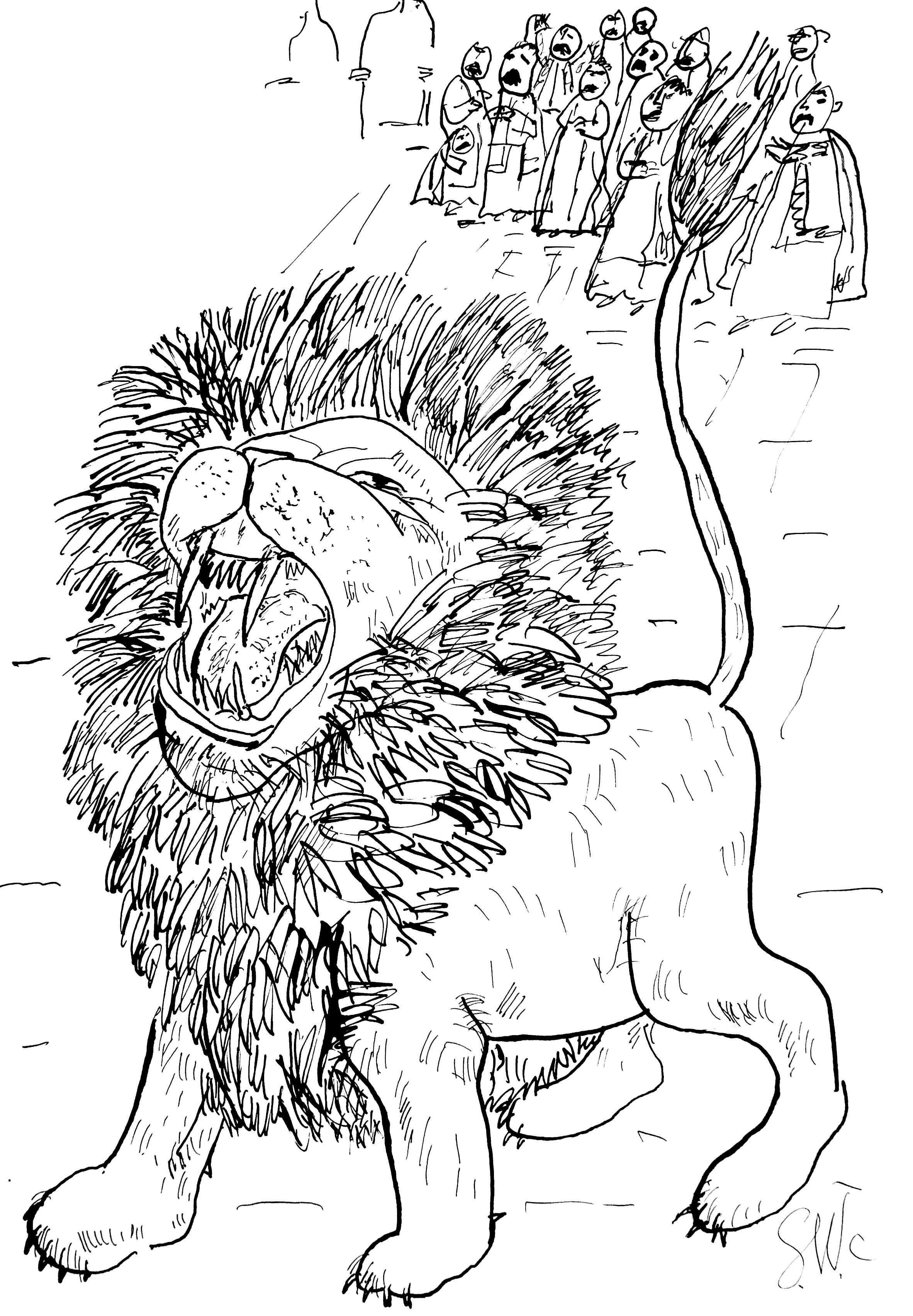The Lion (2)