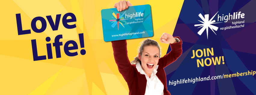 How to Join High Life Highland