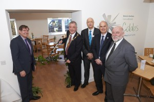 Inverness Botanic Gardens Officially Opened