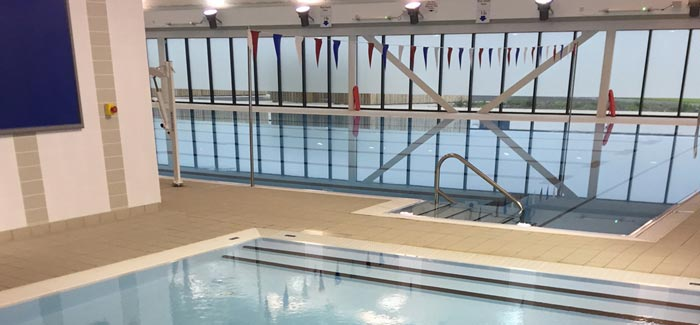 Swimming pool east caithness community facility wick for Wick swimming pool opening times